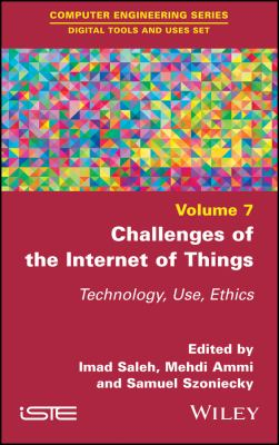 book cover:  Challenges of the Internet of Things