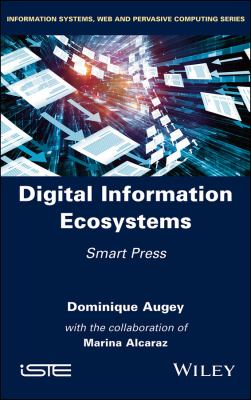 book cover: Digital Information Ecosystems