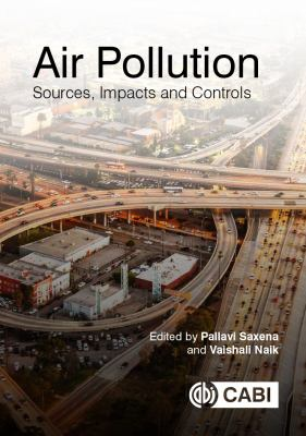 book cover: Air Pollution: sources, impacts and controls