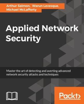 book cover: Applied Network Security