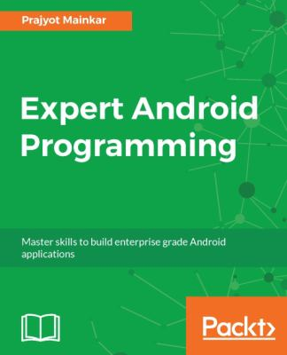 book cover: Expert Android Programming