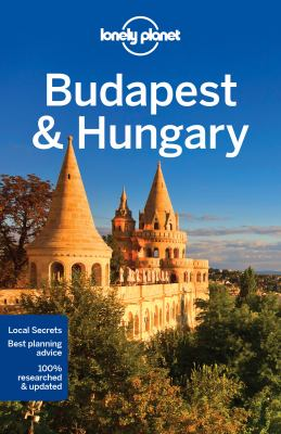 Lonely Planet Budapest and Hungary
