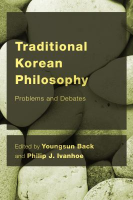Back and Ivanhoe Traditional Korean Philosophy cover art