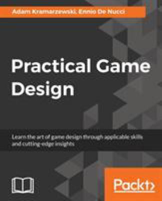 book cover: Practical Game Design