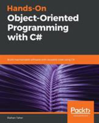 book cove: Hands-On Object-Oriented Programming with C#