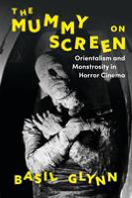 Cover Art -The Mummy on Screen