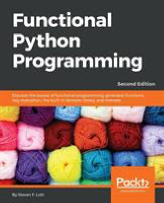 book cover: Functional Python Programming