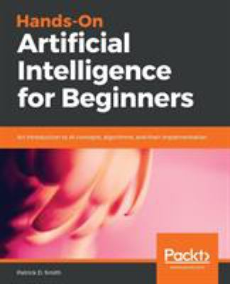 book cover: Hands-On Artificial Intelligence for Beginners