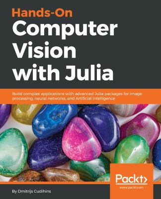 book cover: Hands-On Computer Vision with Julia