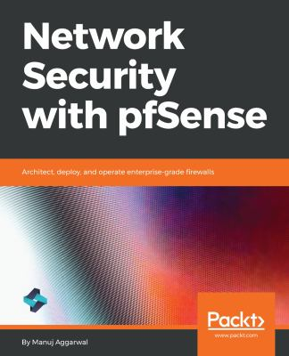 book cover: Network Security with PfSense
