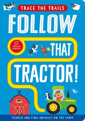 Follow that Tractor! - October