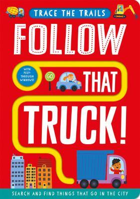 Follow that Truck! - October