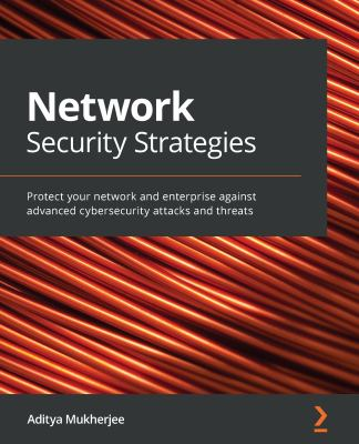 Book Cover of Network Security Strategies - Click to open book in a new window