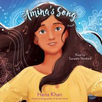 Cover image for Amina's Song