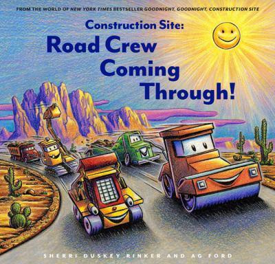 Construction site : road crew, coming through!
