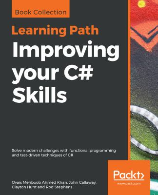 book cover: Improving Your C# Skills