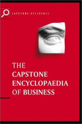 Book jacket for The Capstone Encyclopedia of Business