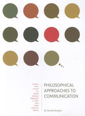 Philosophical Approaches to Communication Cover Art