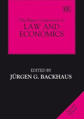 The Elgar Companion to Law and Economics
