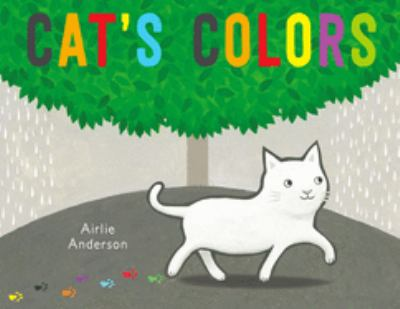 Cat's Colors book