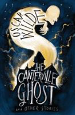 Book cover for The Canterville ghost.