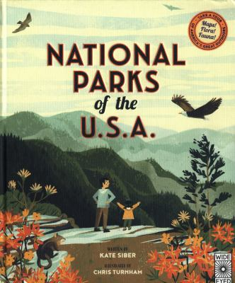 National Parks of the U.S.A. cover art
