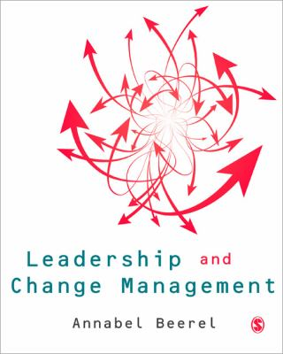 Book jacket for Leadership and Change Management