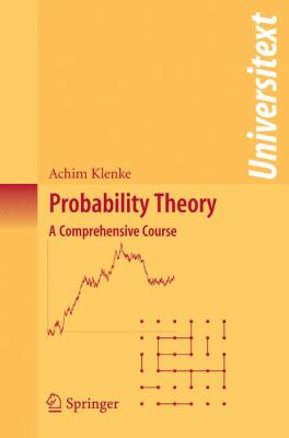 book covers: Probability Theory: a comprehensive course (2008)