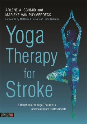 Yoga Therapy for Stroke cover and link