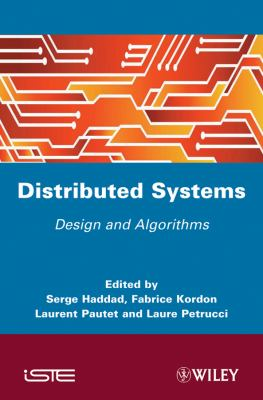 book cover: Distributed Systems
