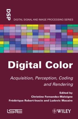book cover: Digital Color