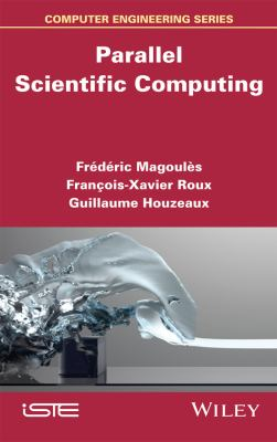 book cover: Parallel Scientific Computing