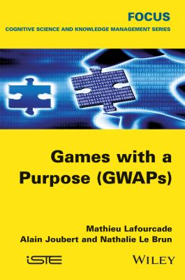 book cover: Games with a Purpose (GWAPS)