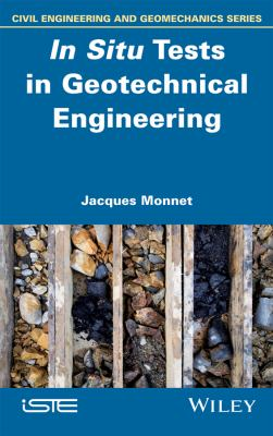 book cover:I n Situ Tests in Geotechnical Engineering