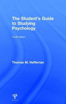 Picture of the Student's Guide to Studying Psychology book cover