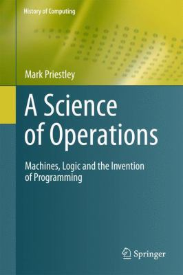 book cover:A Science of Operations