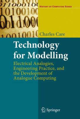 book cover: Technology for Modelling