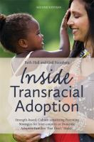 Book cover for Inside Transracial Adoptiong