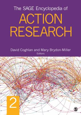 Book jacket for The SAGE Encyclopedia of Action Research