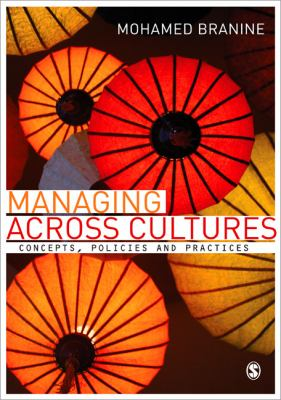 Book jacket for Managing Across Cultures