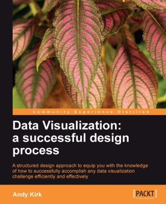 book cover: Data Visualization: a Successful Design Process