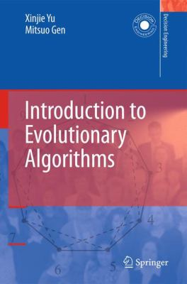 book cover: Introduction to Evolutionary Algorithms