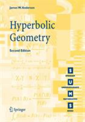book cover: Hyperbolic Geometry