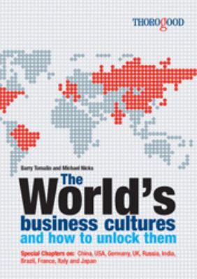 Book cover image for The World's Business Cultures