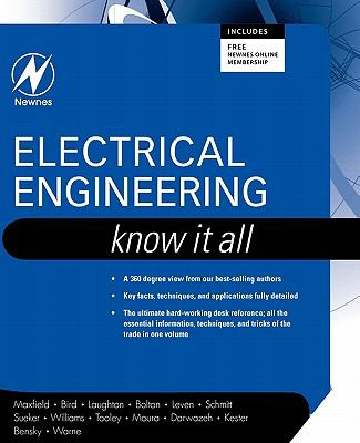 Electrical Engineering Cover