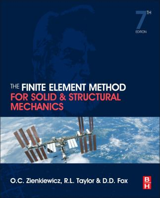 book cover: The Finite Element Method for Solid and Structural Mechanics
