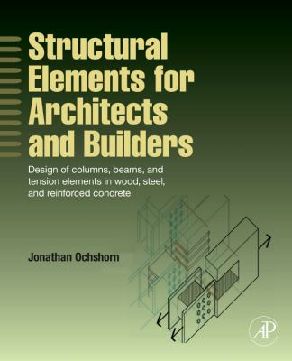 book cover: Structural Elements for Architects and Builders