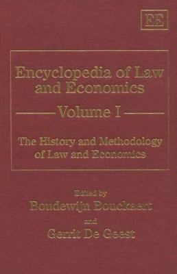 Encyclopedia of Law and Economics