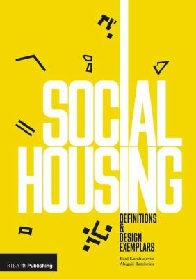 book cover of Social Housing