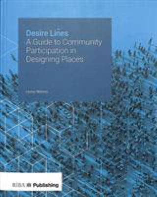 book cover of Desire Lines